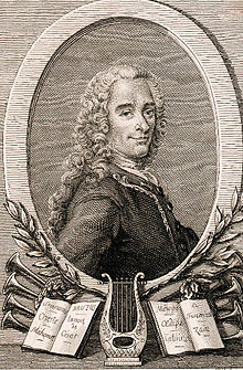Voltaire Le mondain worldling